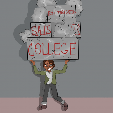 Is College Admissions Making Students Sicker?