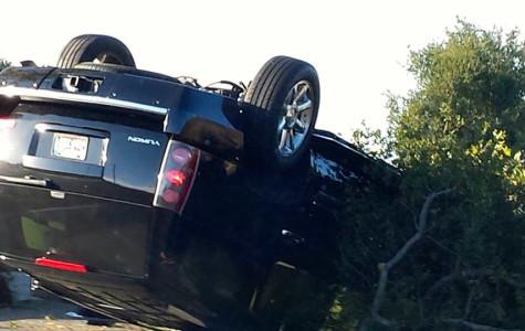 Vehicle Collision on Newport Coast Drive, No Injuries