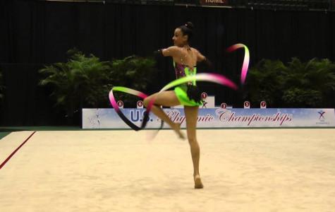 Gabby Lowenstein -- Rhythmic Gymnast
