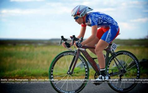 Millie Tanner -- Cyclist