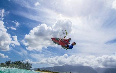 Dave Shah -- Kiteboarder