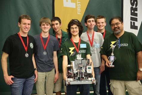 Lightning Robotics on a Path to Success