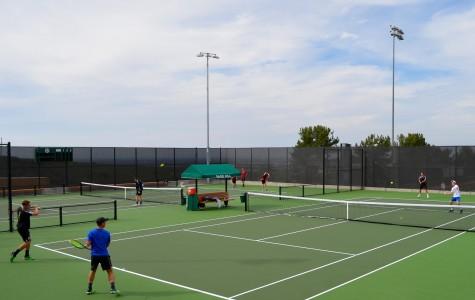 Tennis Center: Opening Ceremony