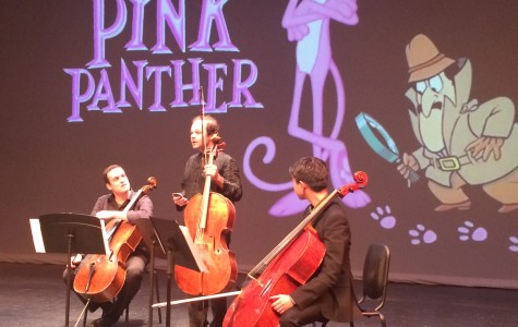 Laszlo, Justin & Friends: 4 + 1 Cellos