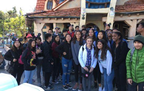Orchestra Takes a Trip to Disneyland