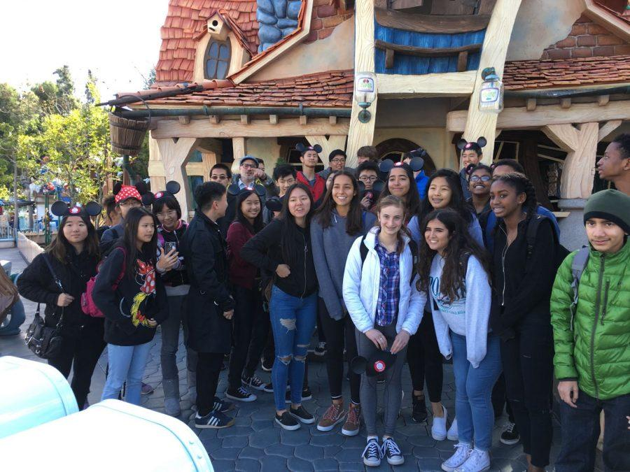 Orchestra+Takes+a+Trip+to+Disneyland