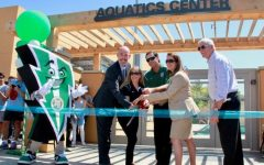Opening of the Sage Hill School Aquatic Center  (1/2)