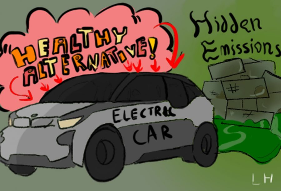 The Irony of the Electric Car