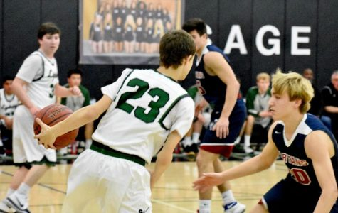 Our Boys' Basketball Season in a Flash