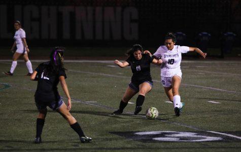 Girls' Soccer Looks Toward Playoffs