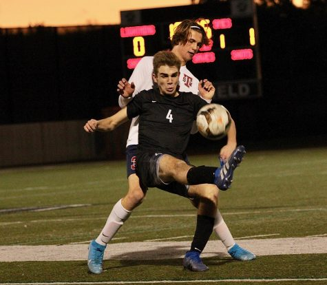 Boys Fight Through Soccer Season
