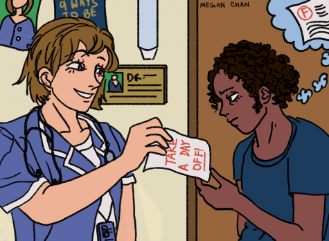 Editorial: Should Sage Hill have a Nurse?