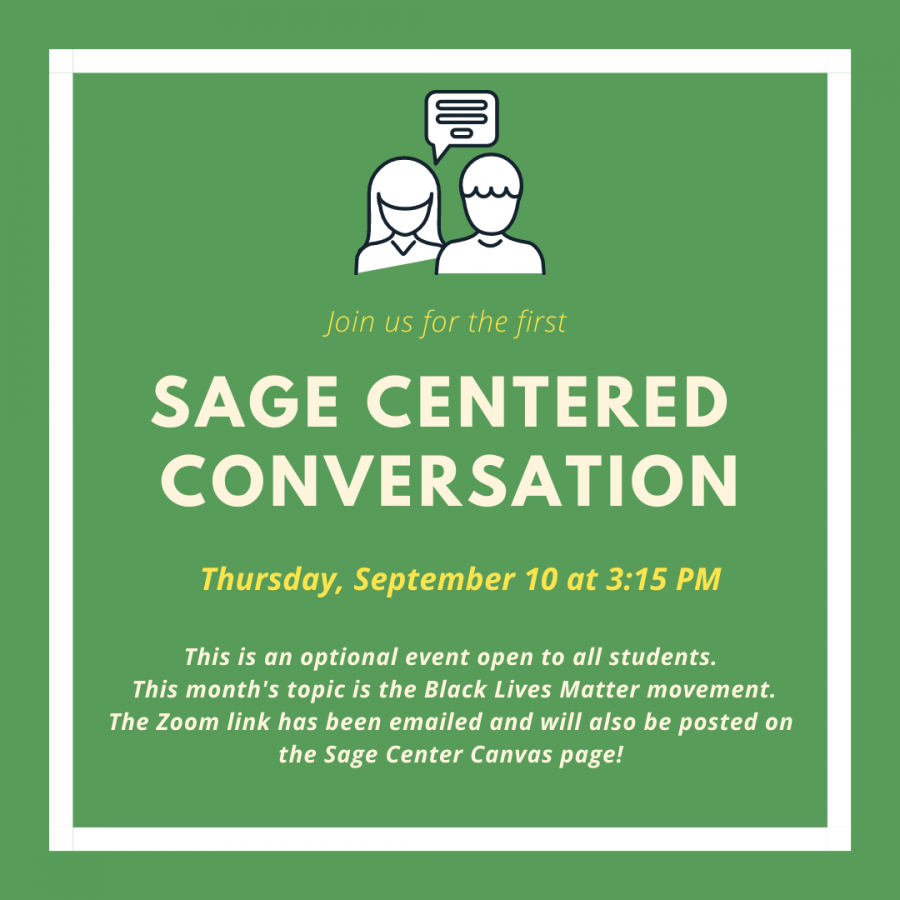 Student Conversation Centers on Black Lives Matter Movement