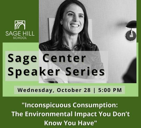Sage Hill Holds Second Virtual Speaker Event
